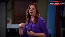 9. Aly Michalka Decollete – Two And A Half Men