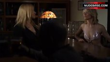 Sarah Allen in Shine Suit – Stripped Naked