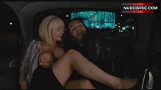 Meddy Ford Bare Breasts in Car – Get Him To The Greek