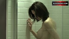 Christy Carlson Romano Full Nude in Shower – Mirrors 2