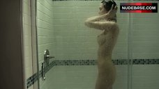 7. Christy Carlson Romano Full Nude in Shower – Mirrors 2