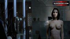 3. Christy Carlson Romano Boobs Scene – Mirrors 2