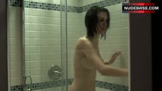 9. Christy Carlson Romano Shows Breasts and Butt – Mirrors 2