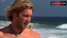4. Christy Carlson Romano Bikini Scene – The Cutting Edge: Going For The Gold