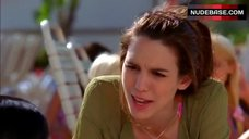 4. Hot Christy Carlson Romano – The Cutting Edge: Going For The Gold