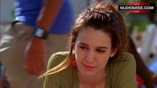 5. Hot Christy Carlson Romano – The Cutting Edge: Going For The Gold