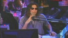 1. Robin Quivers Shows White Bra – The Howard Stern Show