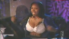 10. Robin Quivers Shows White Bra – The Howard Stern Show