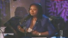 2. Robin Quivers Shows White Bra – The Howard Stern Show