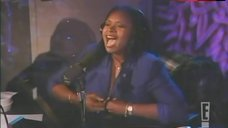 3. Robin Quivers Shows White Bra – The Howard Stern Show