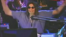 4. Robin Quivers Shows White Bra – The Howard Stern Show