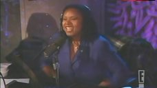 6. Robin Quivers Shows White Bra – The Howard Stern Show