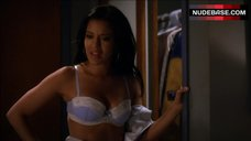 Heather Hemmens in Bra and Panties – Hellcats