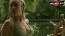 Tamzin Outhwaite Sexy in Bikini Scene – Betrayed By Passion