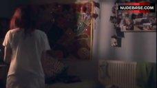 3. Kathryn Prescott Pantiless – Skins