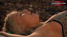10. Kathryn Prescott Hot Lesbian Scene – Skins