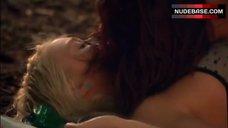 7. Kathryn Prescott Hot Lesbian Scene – Skins