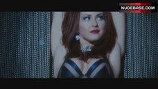 Julianne Hough Dance in Lingerie – Burlesque