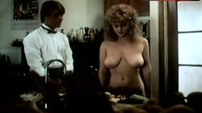 Lynda Wiesmeier Bare Boobs in Kitchen  – R.S.V.P.