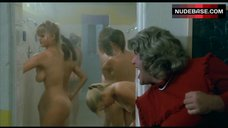 4. Lynda Wiesmeier Full Nude in Shower – Private School