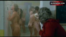 6. Lynda Wiesmeier Full Nude in Shower – Private School
