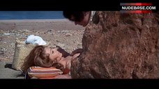 1. Irina Demick Sex on Beach – The Sicilian Clan
