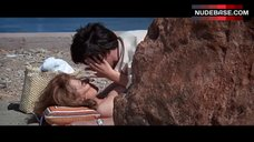 2. Irina Demick Sex on Beach – The Sicilian Clan