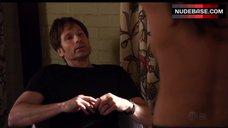 3. Addison Timin Naked Tits – Californication