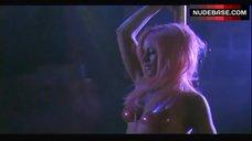 Patricia Arquette Sexy Pole Dance – The Badge