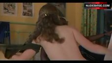 Julia Stiles Bed Scene – O