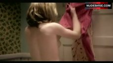 Julia Stiles Side Boob – Edmond