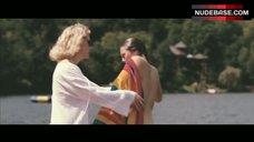 9. Elizabeth Olsen Shows Ass – Martha Marcy May Marlene