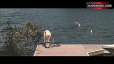 3. Elizabeth Olsen Ass Scene – Martha Marcy May Marlene