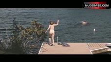 4. Elizabeth Olsen Ass Scene – Martha Marcy May Marlene