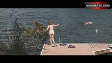 5. Elizabeth Olsen Ass Scene – Martha Marcy May Marlene