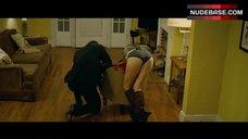 3. Elizabeth Olsen Ass in Panties – Oldboy