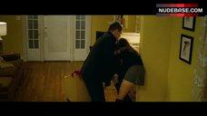 6. Elizabeth Olsen Ass in Panties – Oldboy