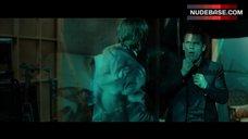 10. Elizabeth Olsen Sex Scene – Oldboy
