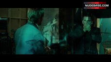 4. Elizabeth Olsen Sex Scene – Oldboy