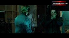 5. Elizabeth Olsen Sex Scene – Oldboy