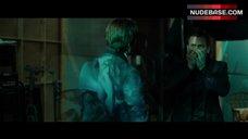 6. Elizabeth Olsen Sex Scene – Oldboy