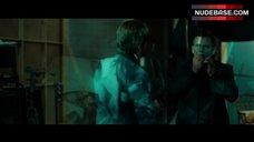 7. Elizabeth Olsen Sex Scene – Oldboy