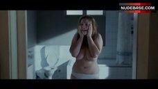 4. Ruth Bradley Topless – In Her Skin
