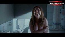 8. Ruth Bradley Topless – In Her Skin