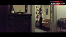 10. Alexandra Daddario Lingerie Scene – Texas Chainsaw 3D