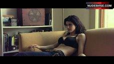 7. Alexandra Daddario Lingerie Scene – Texas Chainsaw 3D