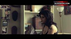 9. Alexandra Daddario Lingerie Scene – Texas Chainsaw 3D
