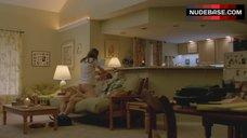 Alexandra Daddario Nude Pantiless – True Detective