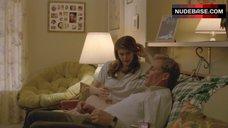 4. Alexandra Daddario Nude Pantiless – True Detective