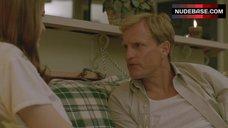 8. Alexandra Daddario Nude Pantiless – True Detective